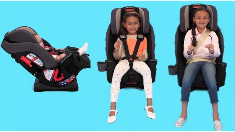 כסאות בטיחות הכל באחד הטובים ביותר – מעודכן ל 2021