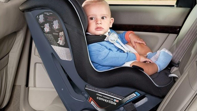 איפה הכי בטוח להתקין את כסא הבטיחות במכונית?