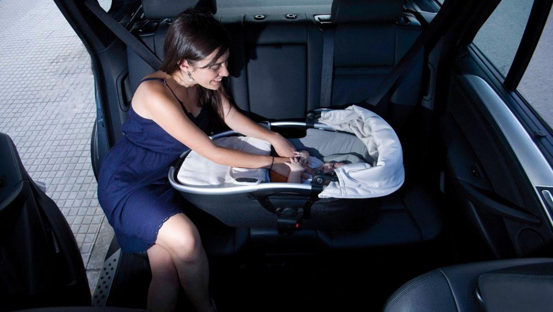 כמה זמן מומלץ להושיב תינוק בסלקל (וכיסא בטיחות)