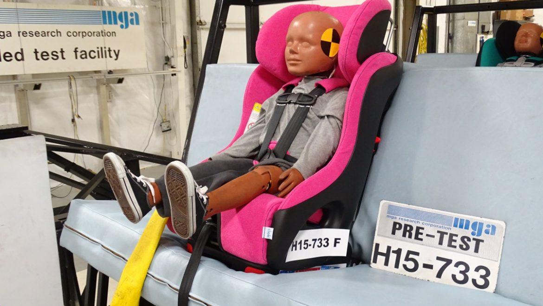 """כסאות הבטיחות האמריקאים הטובים ע""""פ BGL לשנת 2018"""
