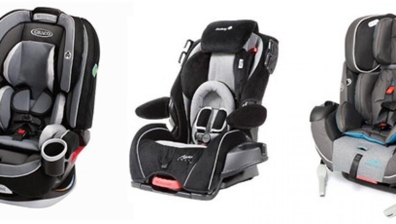 האם כדאי לרכוש כסא בטיחות מגיל לידה ועד בוסטר?