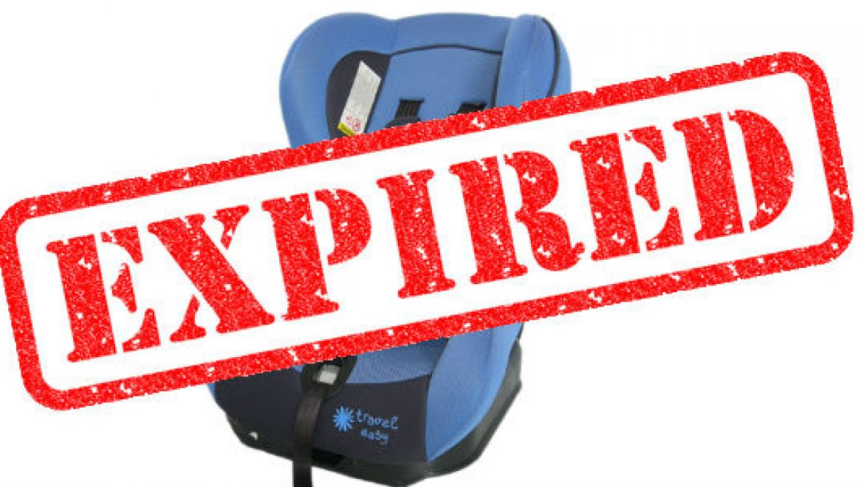 מדוע לכסאות בטיחות יש פקיעת תוקף
