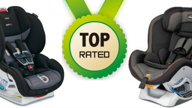 14 כסאות הבטיחות הטובים ביותר ל-2015